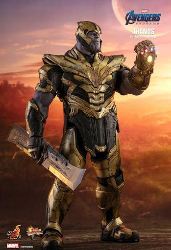 Vũ Khí nguy hiểm của Thanos trong End Game