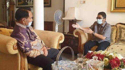 Wali kota Hendri Septa: Pak Yusman Sosok Orang Tua Menjadi Tauladan