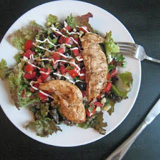 Salsa Verde Chicken.