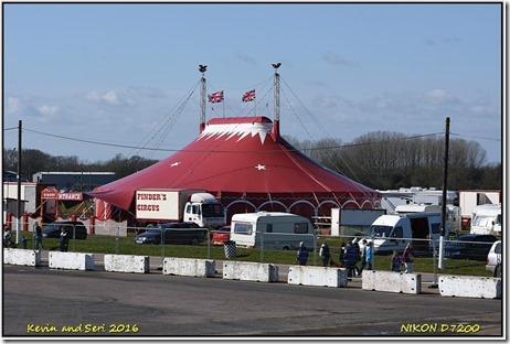Santa Pod Raceway - March
