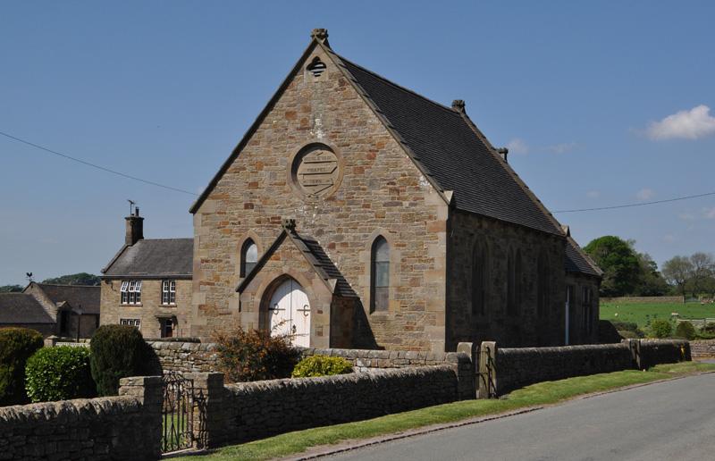 2012 05 27 155 Weslevan Chapel, Sheen