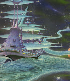 Fantasy Ship