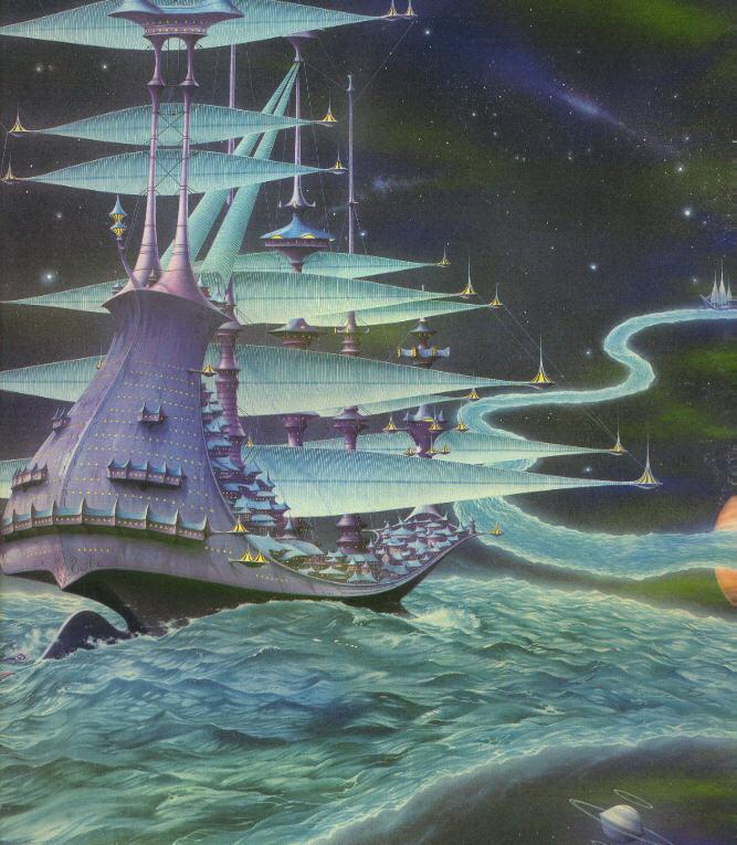 Fantasy Ship, Fantasy Scenes 3
