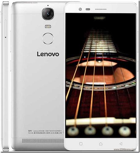 Harga Spesifikasi Lenovo K5 Note