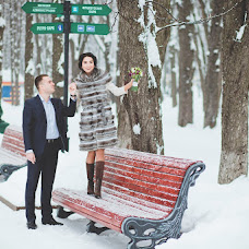 Huwelijksfotograaf Ulyana Rudich (UlianaRudich). Foto van 24.02.2013
