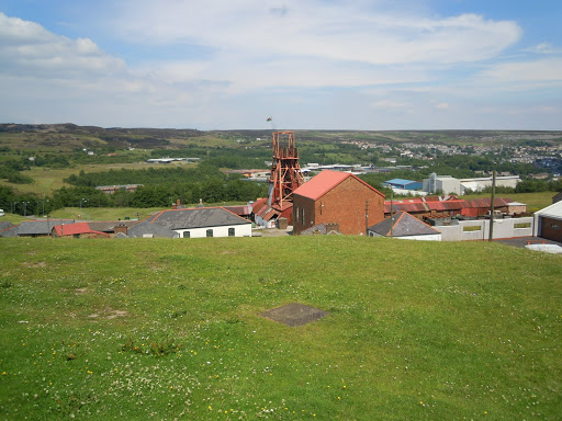 Big Pit: National Coal Museum (Blaenavon, Wales). From Best Museums in London and Beyond