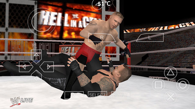 WWE Smackdown Vs Raw 2K14 .iso PPSSPP - Fauzi Mobile Games
