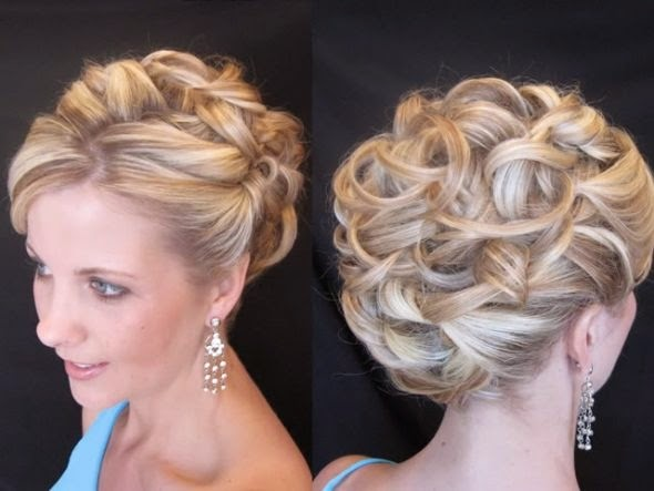 amazing glamorous bride updos for 2017