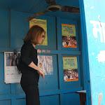 Gloria Steinem's Visit to Apne Aap Programs in Forbesganj, Bihar