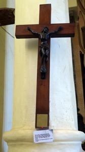 Livinstone Crucifix