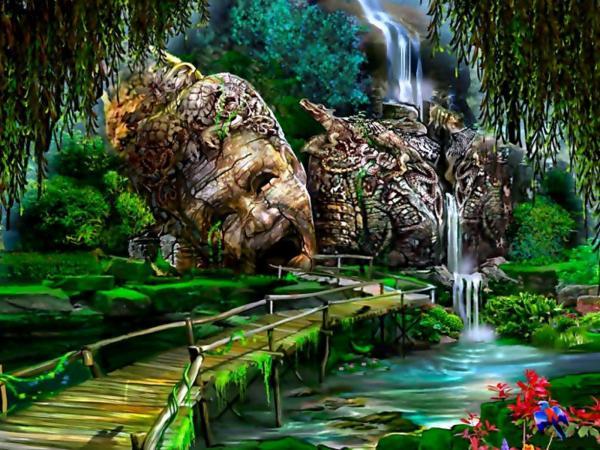 Land Of Ancient Gods, Magick Lands 3