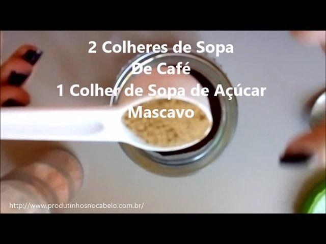 Body Scrub de Café