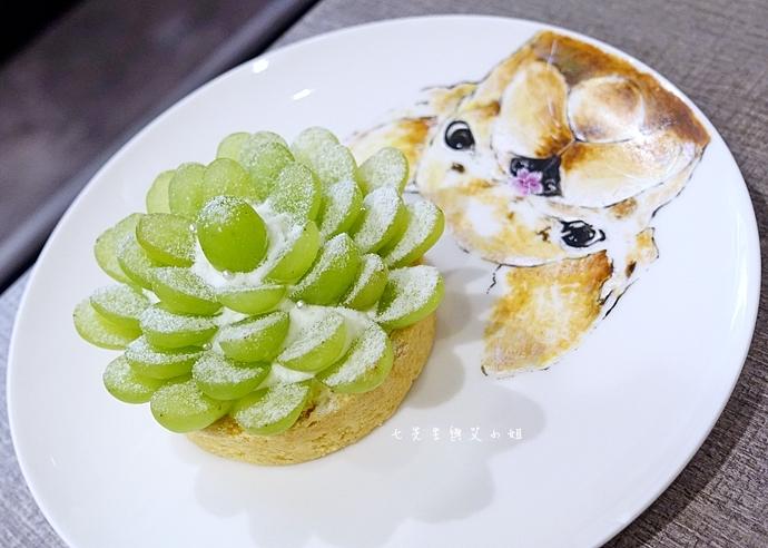 25 翻轉 Flip 彩虹千層蛋糕 水果塔 貓咪棉花糖咖啡