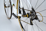 Wilier Triestina Cento1 SRAM Gold London Olympic 2012 complete bike