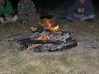 oheň našeho bratrskosesterského kmene