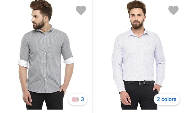 Flipkart Deal - Men's Casual Shirt 80-86% Off from Rs. 229 + Free Delivery Trick