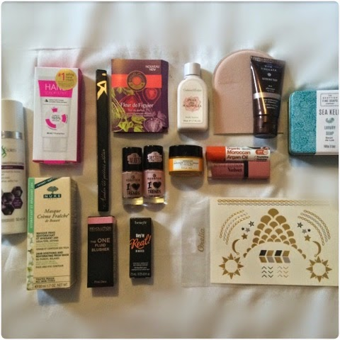 Latest In Beauty: British Beauty Blogger's Dream Box 3
