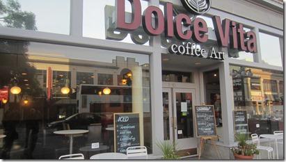 Breakfast at Dolce Vita 1