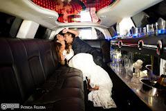 Foto 1731. Marcadores: 23/04/2011, Casamento Beatriz e Leonardo, Limosine, Limousine, Rio de Janeiro