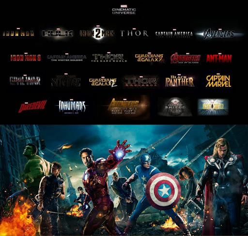 Sticker 13-Marvel Avengers-Road to curandero-Panini