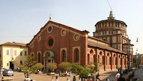 Santa Maria delle Grazie panorama