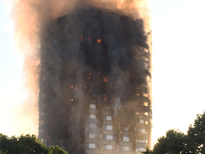 London Tower Fire Death Toll Rises To 30 #GrenFellTower