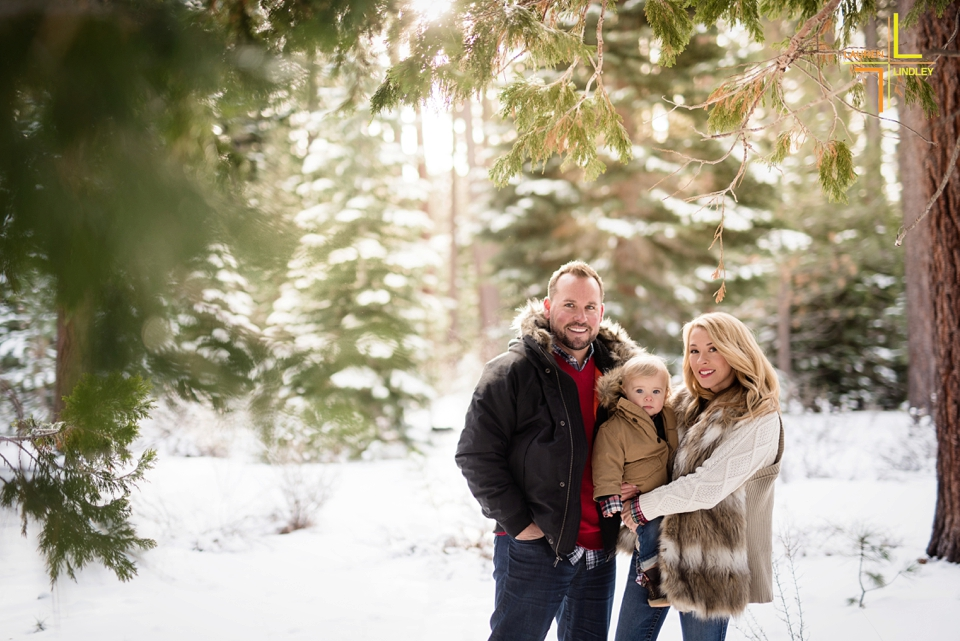 Tahoe Family Photos