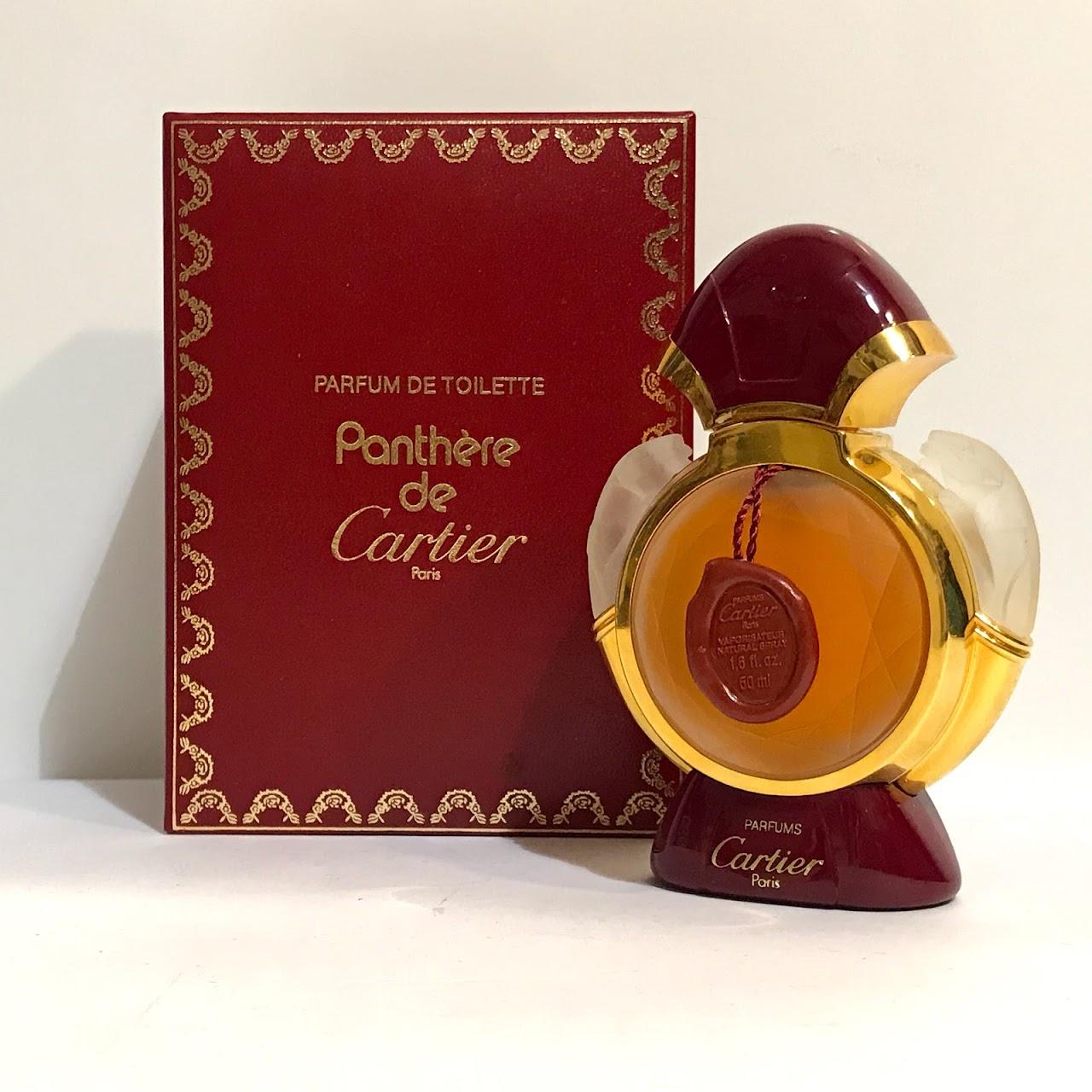 Cartier Vintage Panthere Parfum De Toilette Shophousingworks