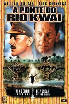 Baixar Filme A Ponte do Rio Kwai (1957) Dublado Torrent Grátis