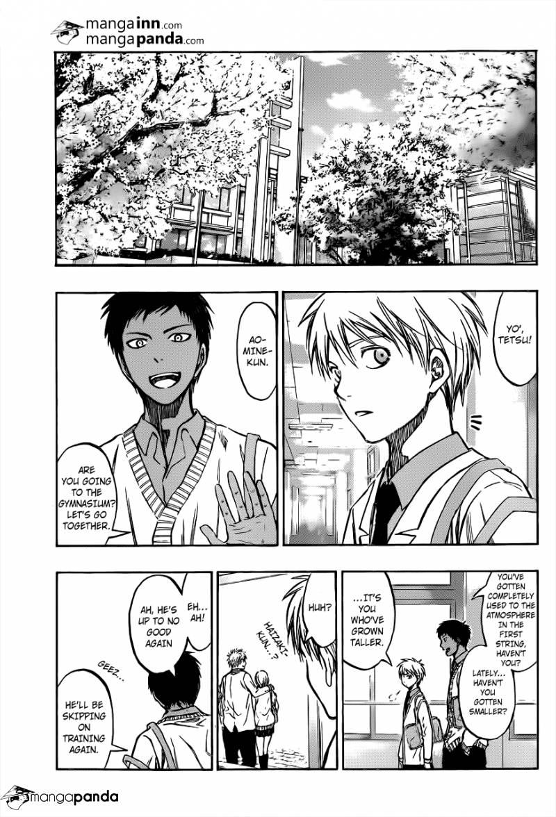 Kuroko no Basket Manga Chapter 210 - Image 05