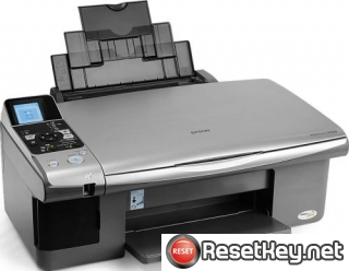 Reset Epson CX5900 End of Service Life Error message