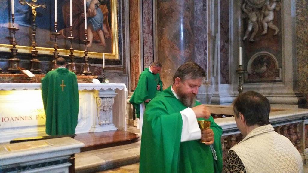 Msza św. przy grobie św. Jana Pawła II, 10 czerwca 2016 - IMG-20160610-WA0009.jpg