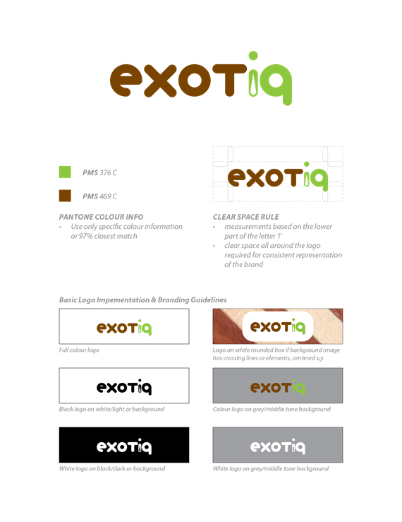 EXOTIQ Branding & Packaging design 5a3