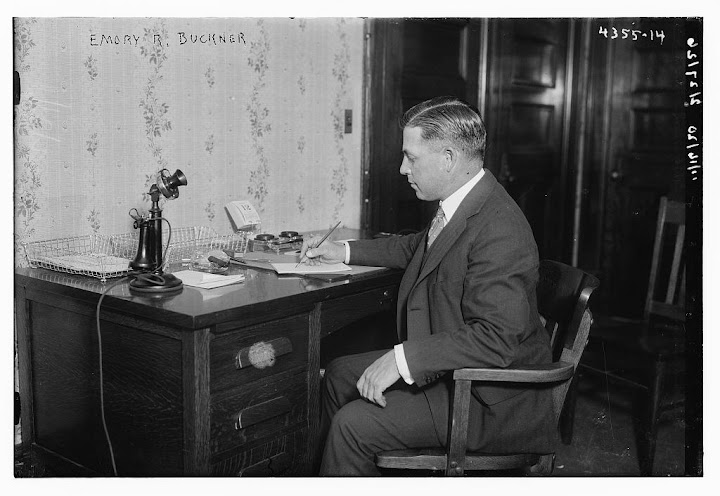 Emory R. Buckner (1877-1941) Legal giant from Nebraska