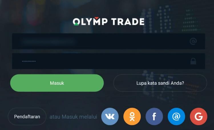 Cara Deposit Olymp Trade Dengan Bca dan BNI