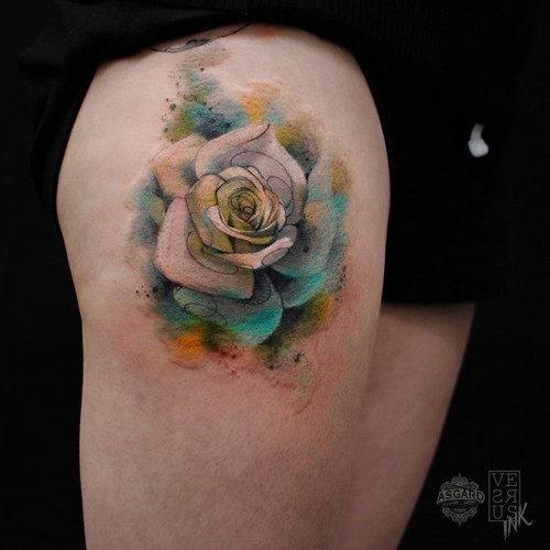 este_maravilhoso_rose_tattoo