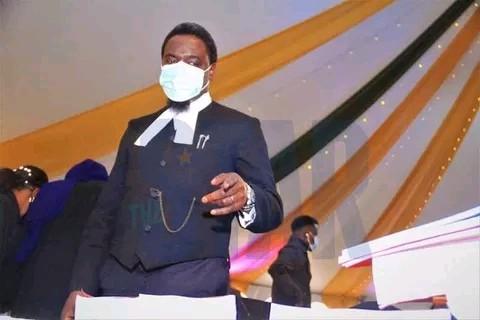 Law Society of Kenya president Nelson Havi photo
