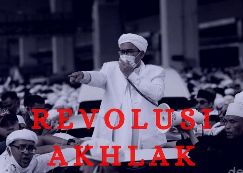 Revolusi Akhlak dan Revolusi Iman, itukah Solusinya ?