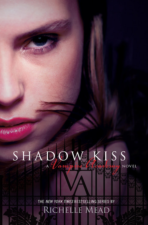 Book Review: Shadow Kiss (Vampire Academy, Book 3), By Richelle Mead Cover Artwork