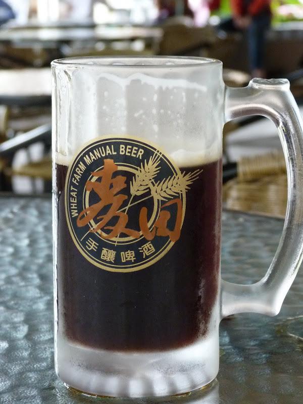 Très bonne bière locale