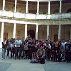 Alhambra 2012 2º Arte y Humanidades, patio Palacio de Carlos V.jpg