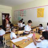 Grade - I Creators Class room activity on 23/02/2015