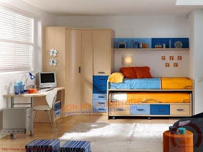 Giường ngủ cho trẻ SMGT04