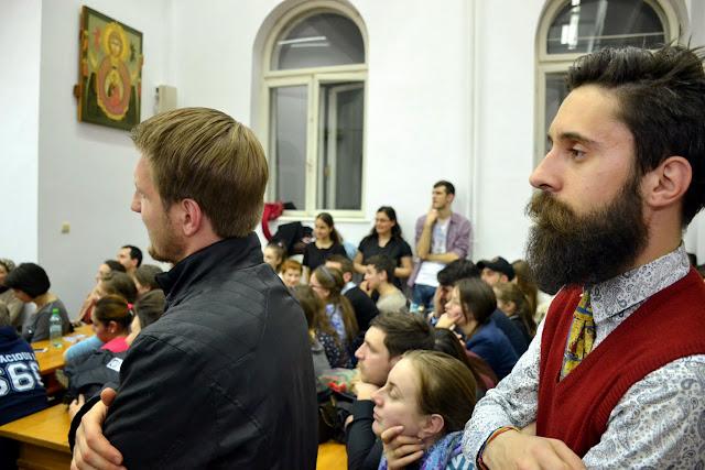 Pr. Constantin Necula despre tineri, FTOUB 195