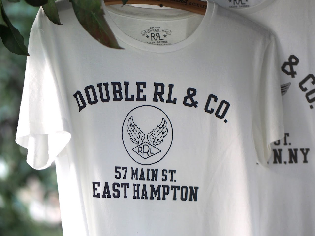 RRL / Limited-Edition East Hampton Tee