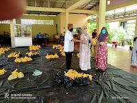 Momen Idul Adha 1442 H, Polres Bireun Berbagi Saat Pandemi Covid - 19