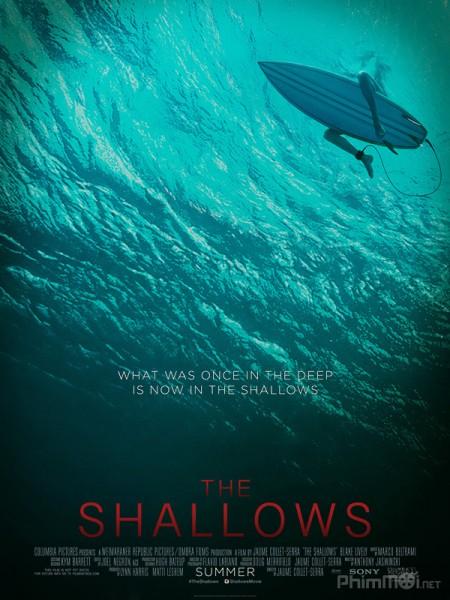 Vùng nước tử thần - The Shallows 2016
