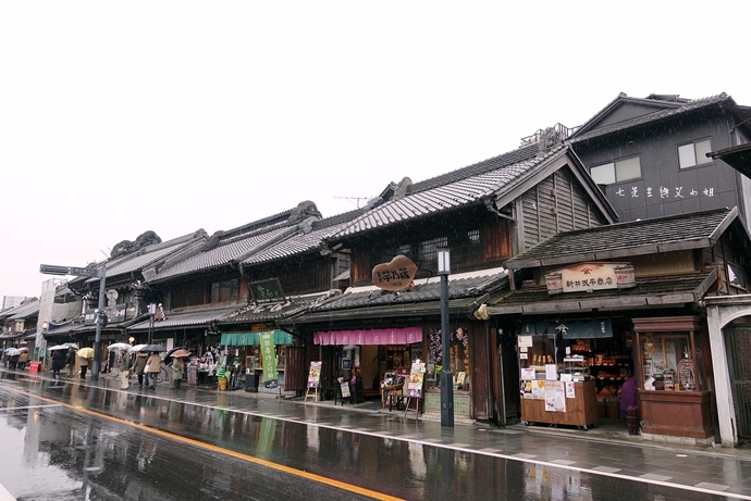 40 西武鐵道特急 川越一日遊 行程推薦
