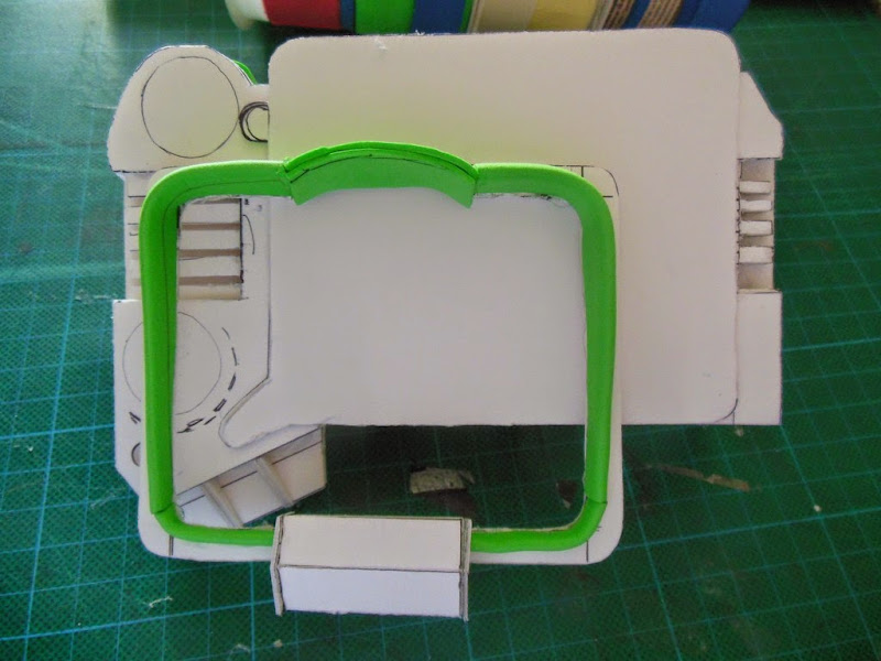 WIP Cosplay Fallout PipBoy