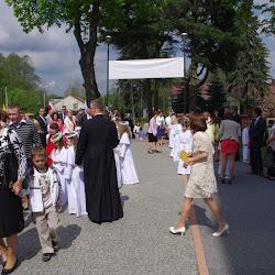 5.05.2013 - I Komunia św., cz.1